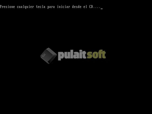 Reparar la instalación de Windows XP