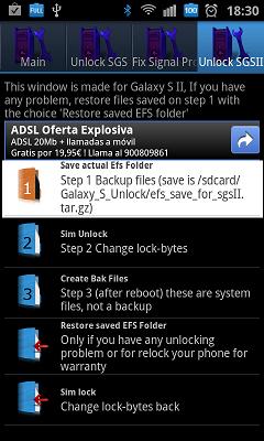 EFS Folder
