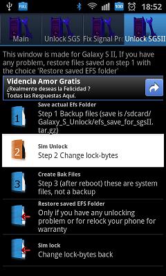 SIM Unlock