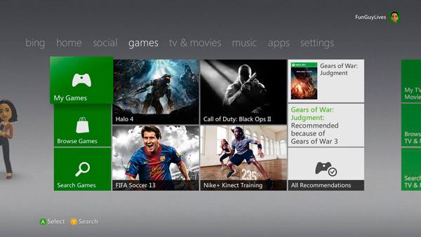 Rgh Xbox Juegos