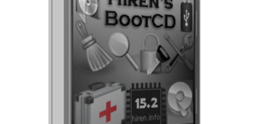 Hirent's BootCD 15.2