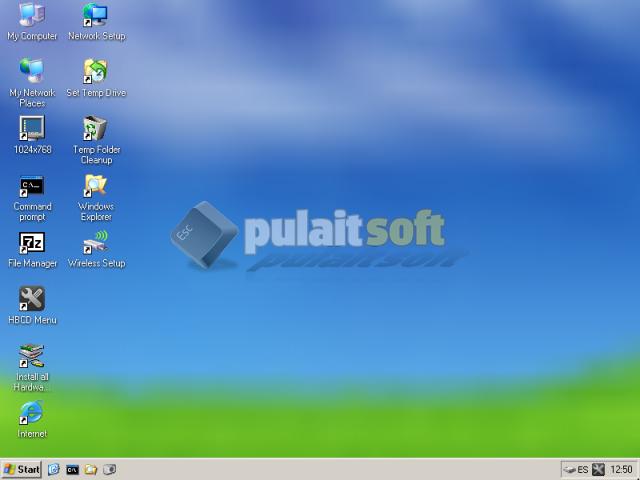 Instalación Mini Windows XP