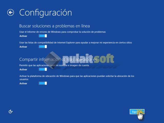 Buscar soluciones a problemas en línea